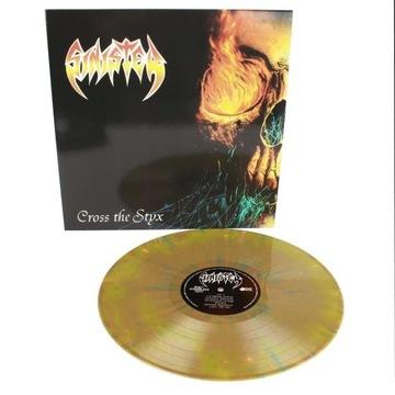 SINISTER - Cross the Styx - 180 gram KOLOR LP