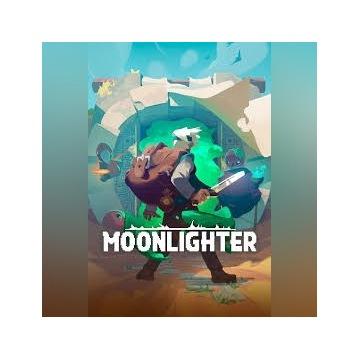Moonlighter Pc, Steam key NIE konto