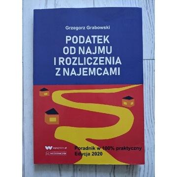 Podatek od najmu i rozlicz. z najemcami Grabowski