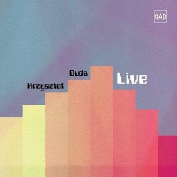 DUDA, KRZYSZTOF: LIVE 1984-1985 [CD] GAD ostatnia!