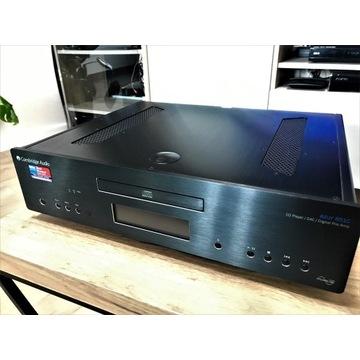 AZUR 851C UPSAMPLING DAC, CD PLAYER & PREAMPLIFIER