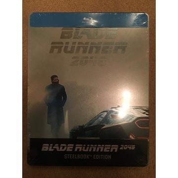 Blade Runner 2049 / Łowca Androidów Blu-ray Steelb