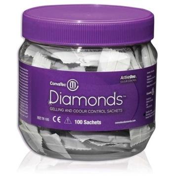 Saszetki żelujące Diamonds REF TR 105 CONVATEC