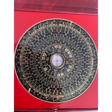 kompas chiński 18 okręgów