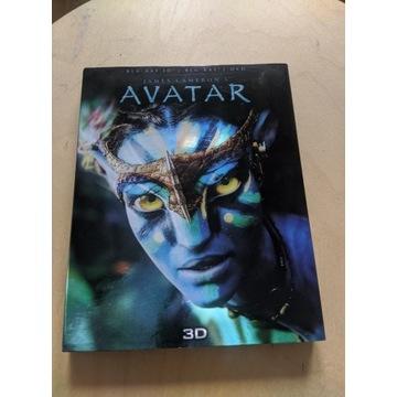AVATAR - Blu Ray 2D/3D + DVD