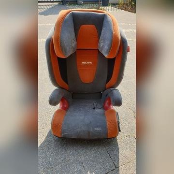 Fotelik samochodowy RECARO Monza 15-36 kg