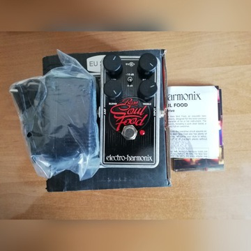 EHX Bass Soul Food - nowy
