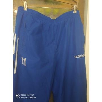 Spodnie adidas XL XXL na podszewce