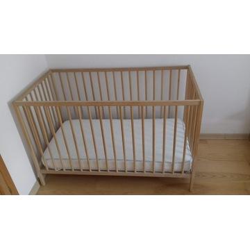 łóżeczko dla dziecka + materac
