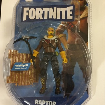 figurka fortnite raptor 10cm
