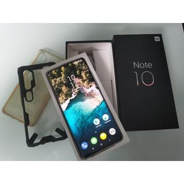 Xiaomi Mi Note 10 biały 128 GB (Super!)