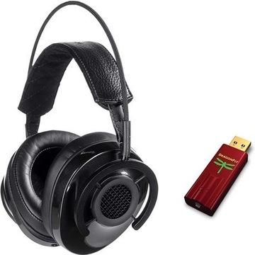 Audioquest Nighthawk carbon + dragonFly red