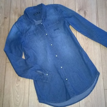 Koszula jeans Reserved 152 j. nowa