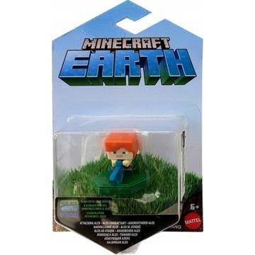 Minecraft Earth Figurka Atakująca Alex GKT37