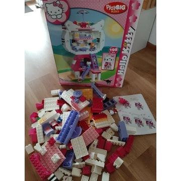 Klocki PlayBig Bloxx Hello Kitty domek