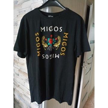 Koszulka sportowa Cropp męska T-Shirt XXL bez skaz