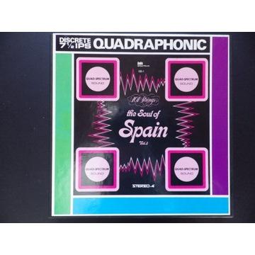 Taśma magnetofonowa - QUADRO - The Sound Of Spain