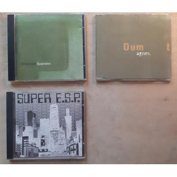 Płyty CD, single - Omnivore, Agnes, Super E.S.P