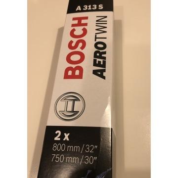 Wycieraczki przednie C4 Picasso - Bosch A313S