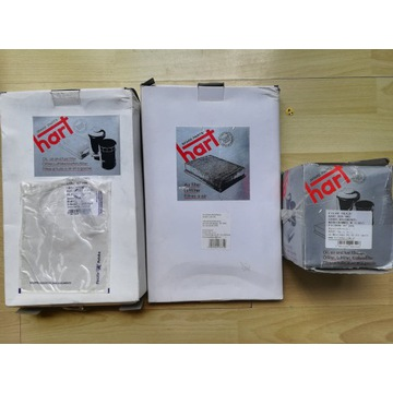 Filtry HART Audi 100 A6 2.4D 328882 327644 328392