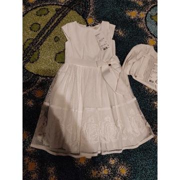 Sukienka Ceremony 104 bolerko 104 Wójcik nowe