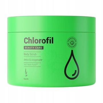 DuoLife Beauty Care Chlorofil Body Scrub 200 ml