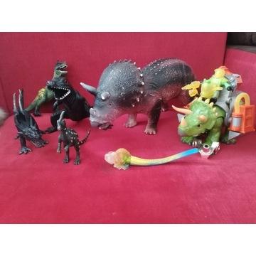 Dinozaury, Fisher Price i inne