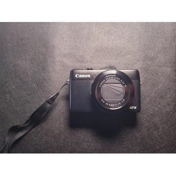 Canon g7x - zestaw 5 baterii + etui + ładowarka
