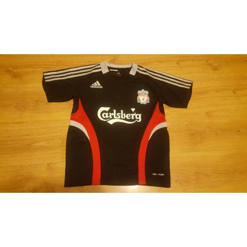 Koszulka piłkarska, Liverpool,adidas, dziecięca.