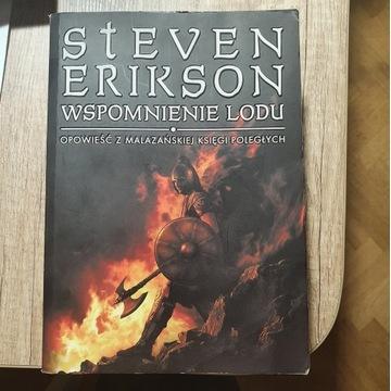 Steven Erikson Wspomnienie Lodu