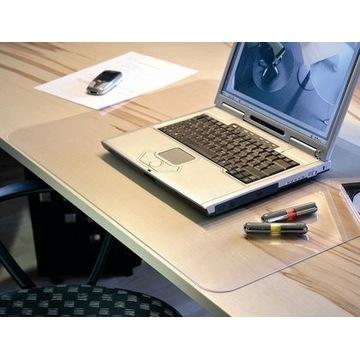 Podkładka na biurko - Przezroczysta