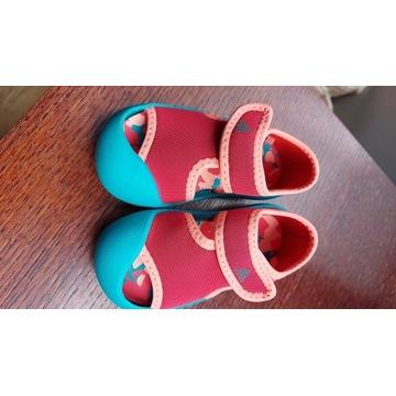 21 Adidas 13cm sandały sandałki