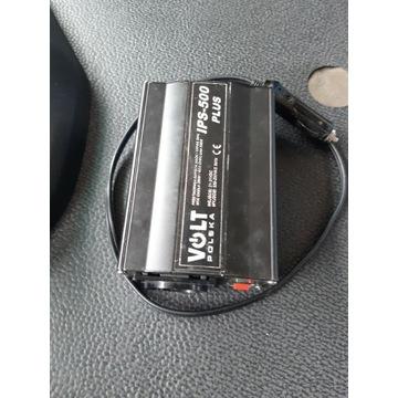 Przetwornica 24v na 230v Volt IPS 500 plus