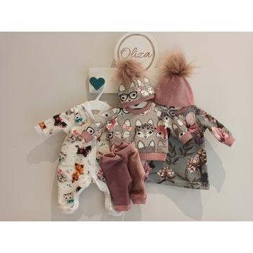 Ubranka dla lalki Baby Born