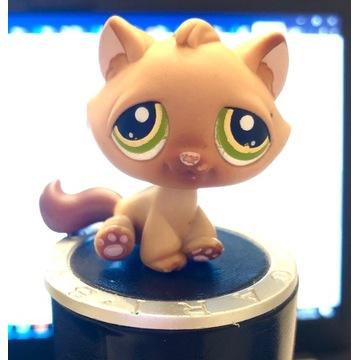 Littles Pet Shop LPS Kot Kotek figurka z magnesem