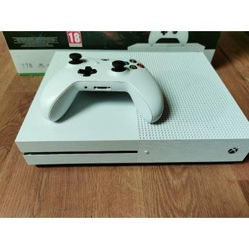 Konsola Xbox One S 1Tb pad + gwarancja