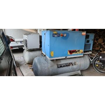 Kompresor śrubowy Gudepol 5,5kw seria Smart