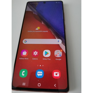 Samsung Galaxy Note 20 5G Miedziany