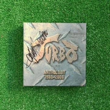Turbo - Anthology 1980-2008 autograf