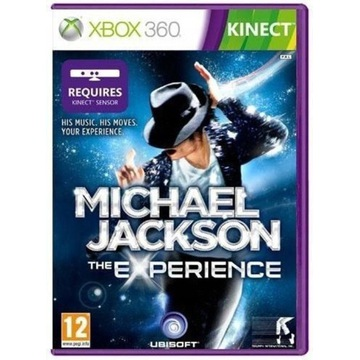 MICHAEL JACKSON THE EXPERIENCE XBOX 360 nowy