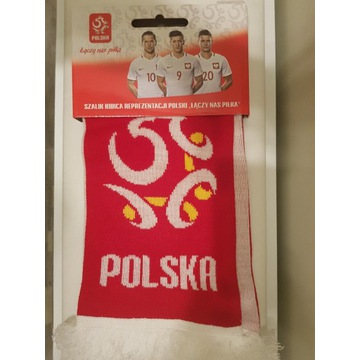 Szalik reprezentacji Polski