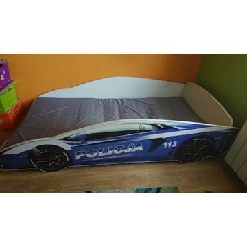 łóżko dziecięce samochód 90x180