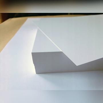 Papier KREDA KREDOWANY mat matowy 130g A4 100 ark.