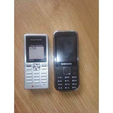 Telefony z szuflady 2szt - używane