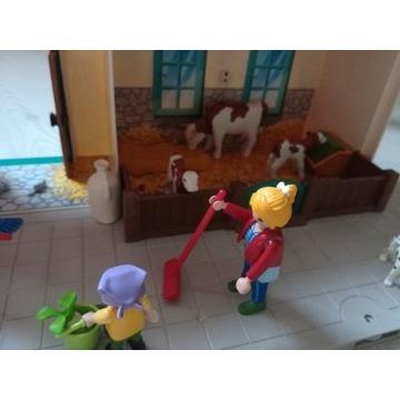 Farma PlayMobil zestaw
