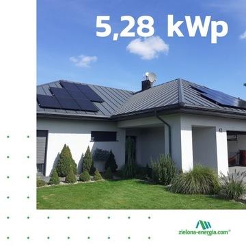FOTOWOLTAIKA PREMIUM panele słoneczne 5kW