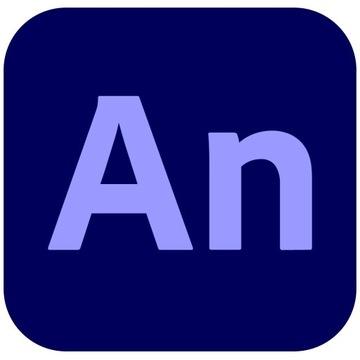 Adobe Animate 2020 - licencja dożywotnia