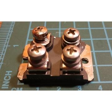 moduł diodowy IXYS DSEI 2x121-02A 2X120A 200V