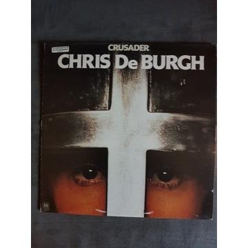 Chris de Burgh -Crusader lp vinyl