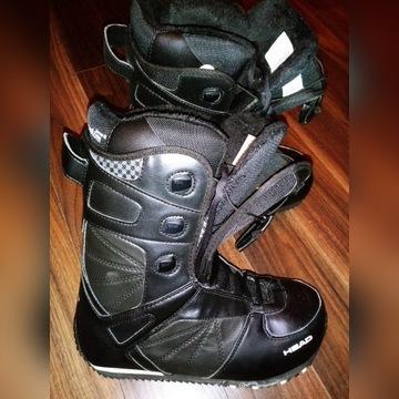 Sprzedam buty do snowboardu rozmiar 42